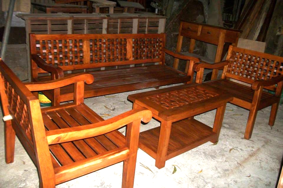 Timestamp Wooden Dining Set Sale Cavite